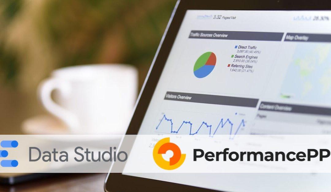 I report dinamici Datastudio per le campagne PPC