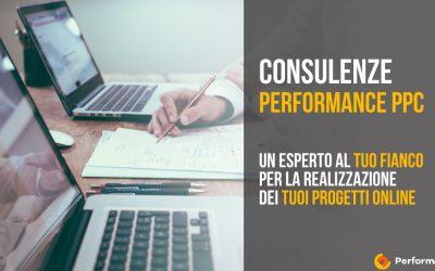 Tutto sulle consulenze PerformancePPC