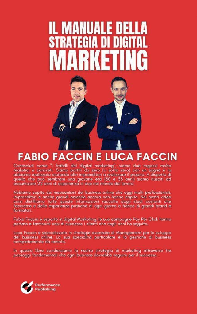 Il manuale della strategia di digital marketing retro