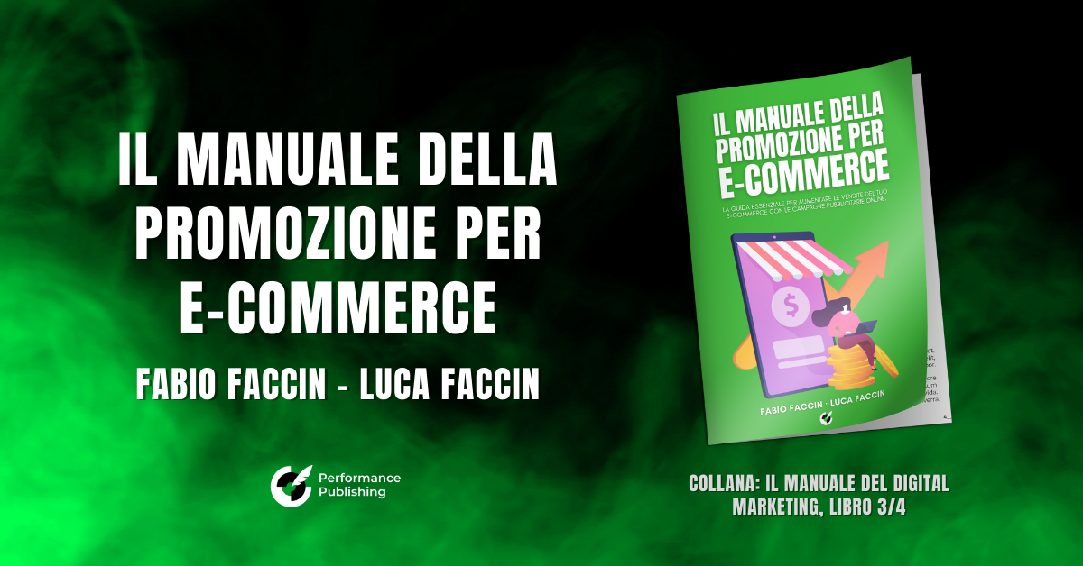 Libro il manuale della promozione per e-commerce